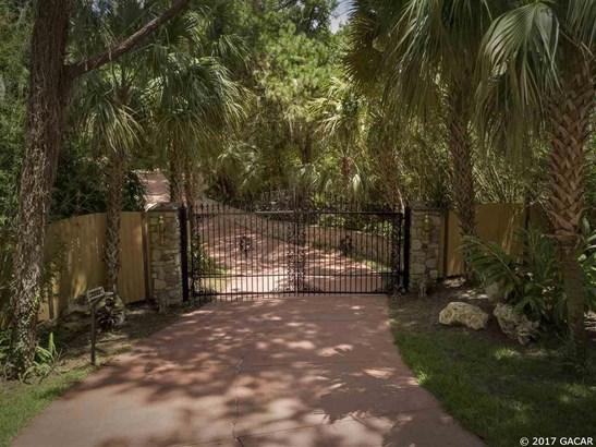 Courtyard,Mediterranean, Detached - Gainesville, FL (photo 2)