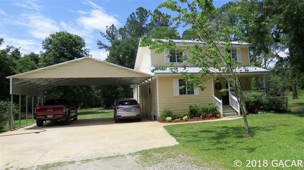 2 Story,Traditional, Detached - Micanopy, FL (photo 1)