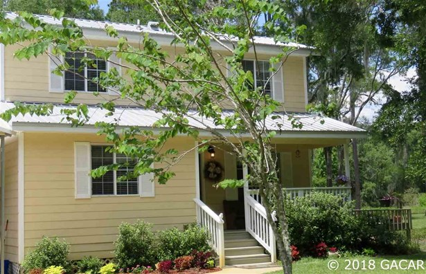 2 Story,Traditional, Detached - Micanopy, FL (photo 3)