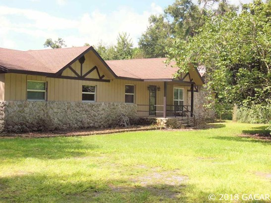 Ranch, Detached - Williston, FL