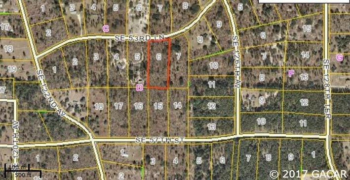 Residential-Open Builder - Morriston, FL (photo 1)