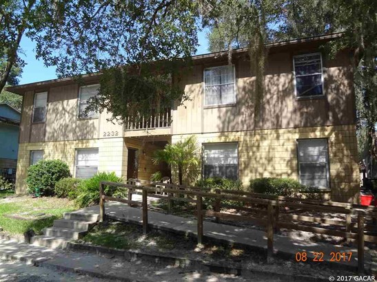 Quadplex, 2 Story - Gainesville, FL (photo 1)