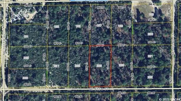 Residential-Open Builder - Bronson, FL
