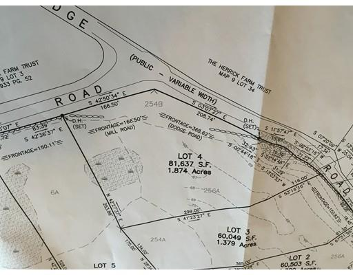 Lot 4 Dodge Road, Rowley, MA - USA (photo 1)