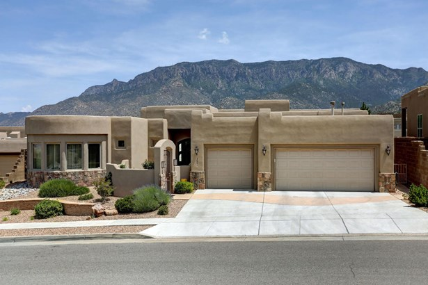 Custom,Pueblo, Detached - Albuquerque, NM (photo 1)