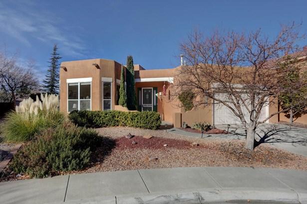 Custom,Pueblo, Detached - Albuquerque, NM (photo 1)