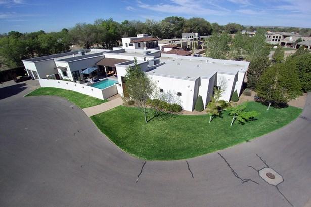 Contemporary,Mediterranean, Detached - Los Ranchos, NM (photo 2)