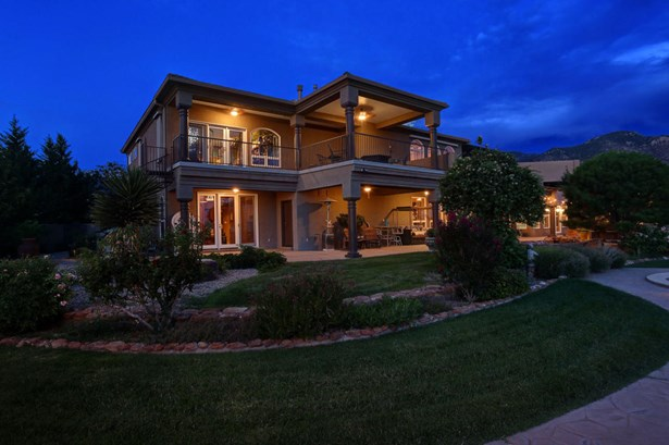Mediterranean, Detached - Albuquerque, NM (photo 2)