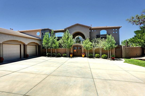 Mediterranean, Detached - Albuquerque, NM (photo 5)