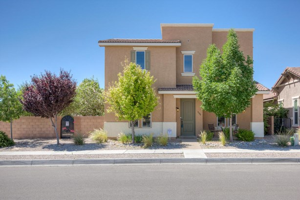 Custom,Mediterranean, Detached - Albuquerque, NM (photo 1)