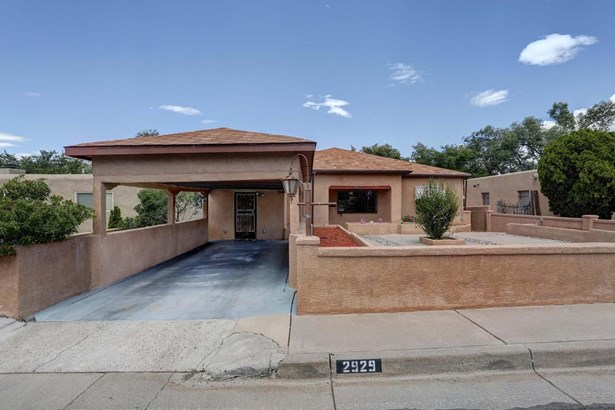 Ranch, Detached - Albuquerque, NM (photo 1)