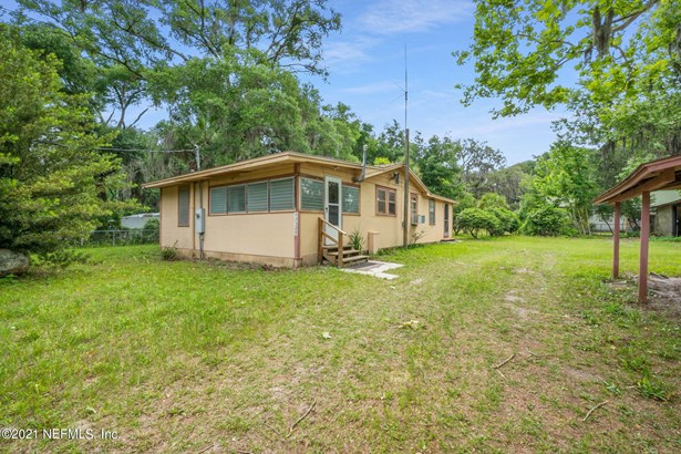 Single Family Residence - YULEE, FL