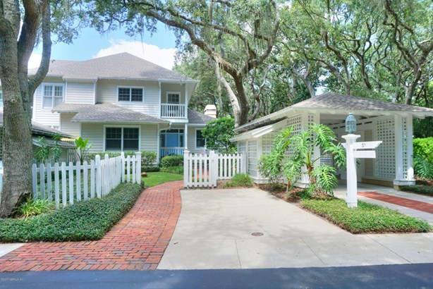 Traditional, Sngl. Fam.-Detached - AMELIA ISLAND, FL (photo 1)
