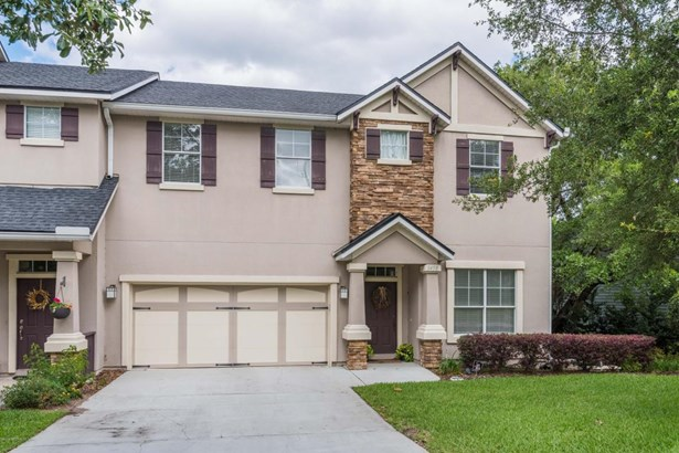 Townhouse, Sngl. Fam.-Attached - JACKSONVILLE, FL (photo 1)