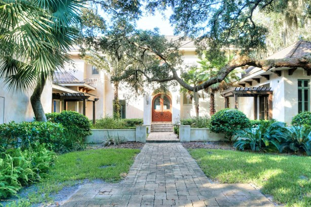 Contemporary, Sngl. Fam.-Detached - AMELIA ISLAND, FL (photo 1)