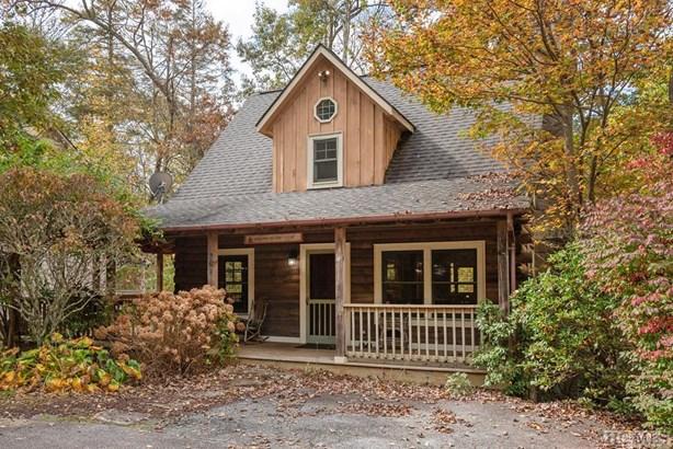 Single Family Home,Tri-level,Log, Tri-Level,Log - Cashiers, NC