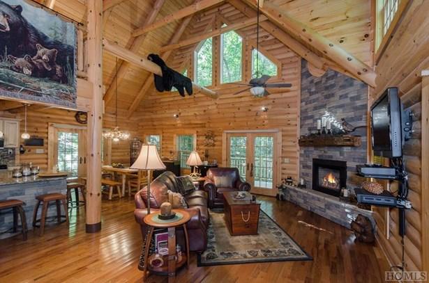 Single Family Home,Log,2 Story, Log,2 Story - Sapphire, NC (photo 1)