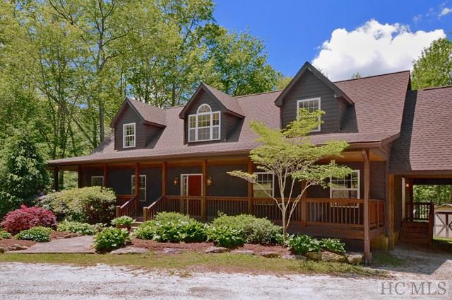 Single Family Home,2 Story, 2 Story - Cashiers, NC (photo 1)