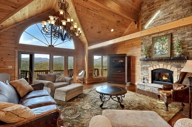 Single Family Home,Log,2.5 Story, Log,2.5 Story - Sapphire, NC (photo 1)