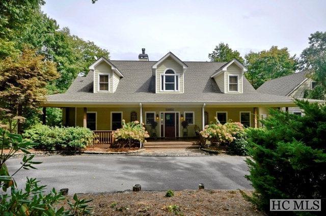 Single Family Home,Farmhouse,Tri-level, Farmhouse,Tri-Level - Cashiers, NC (photo 1)