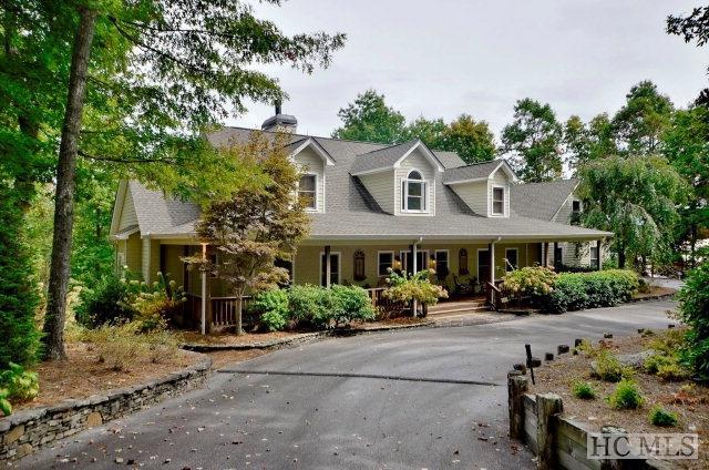Single Family Home,Farmhouse,Tri-level, Farmhouse,Tri-Level - Cashiers, NC (photo 2)