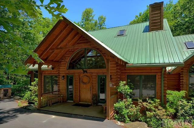 Log, Single Family Home,Log - Sapphire, NC (photo 1)