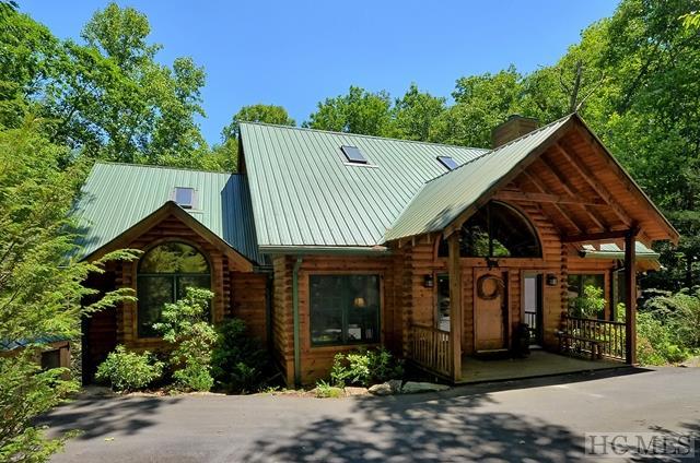 Log, Single Family Home,Log - Sapphire, NC (photo 3)