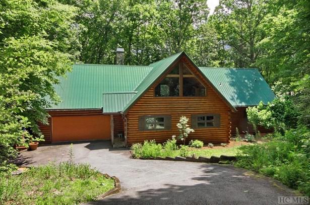 Log,1.5 Story, Single Family Home,Log,1.5 Story - Sapphire, NC