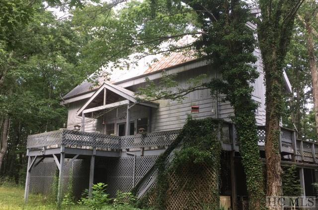 Single Family Home,1.5 Story, 1.5 Story,Other-See Remarks - Cashiers, NC (photo 1)