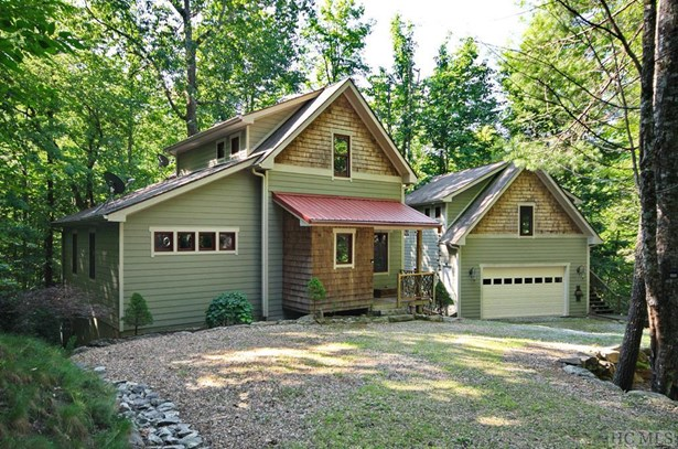 Arts and Crafts, Single Family Home,Arts And Crafts - Sapphire, NC (photo 1)