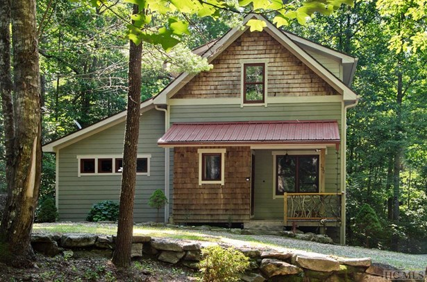 Arts and Crafts, Single Family Home,Arts And Crafts - Sapphire, NC (photo 2)