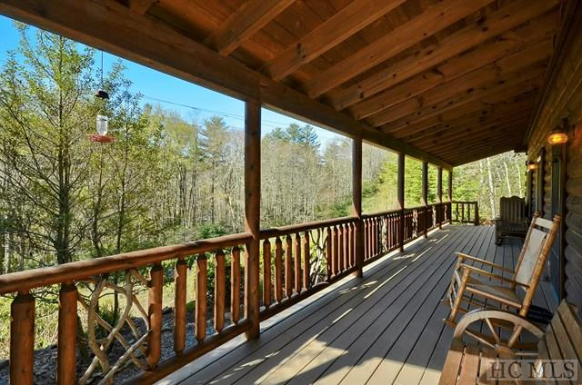 Single Family Home,Log,2 Story, Log,2 Story - Glenville, NC (photo 3)