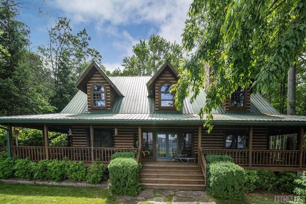 Single Family Home,Log,2 Story, Log,2 Story - Cullowhee, NC (photo 2)