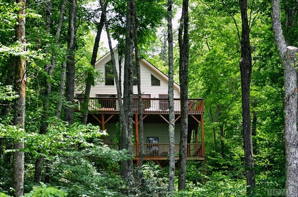2 Story,Cape Cod, Single Family Home,2 Story,Cape Cod - Cullowhee, NC (photo 2)