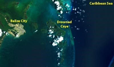 2.5 Miles East Of Belize City, North Drowned Caye - BLZ (photo 2)