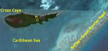 Cross Caye, Stann Creek District, Belize, Stann Creek - BLZ (photo 2)