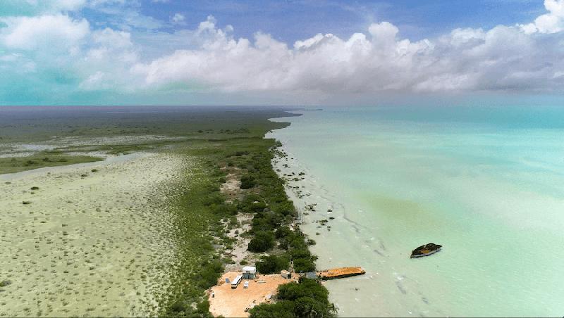 South Of Where The Yucatan Peninsula Greets The Ca, Corozal - BLZ (photo 1)