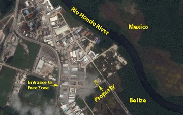 Corozal Free Zone, Santa Elena - BLZ (photo 2)