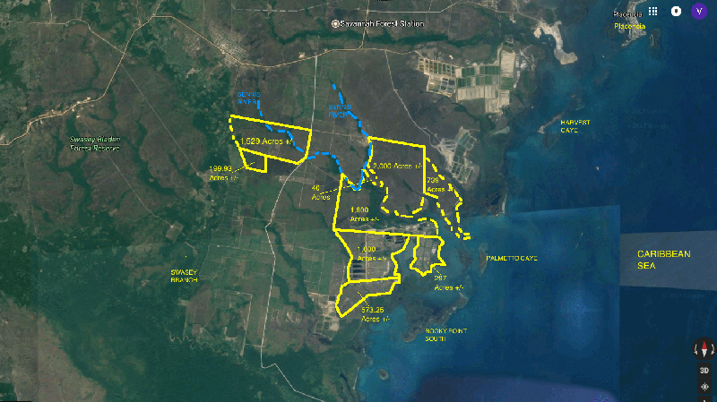 7 Miles Southwest Of Placencia And 3.5 Miles North, Mile 19 Southern Highway - BLZ (photo 1)