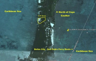 21 Miles Northeast Of Belize City, Caye Caulker - BLZ (photo 3)