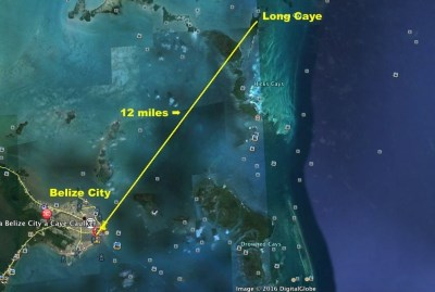 Long Caye Island, Long Caye - BLZ (photo 2)
