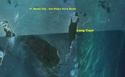 Long Caye Island, Long Caye - BLZ (photo 3)