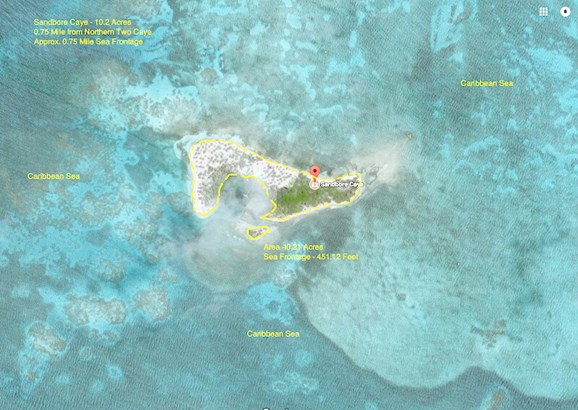 Sandbore Caye, Lighthouse Reef Atoll - BLZ (photo 2)