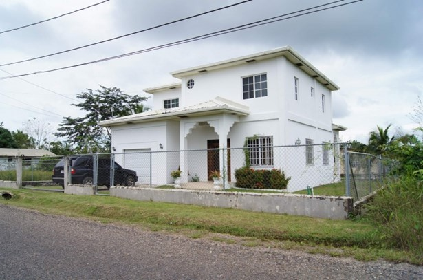 8 Barbados Street, Belmopan - BLZ (photo 1)