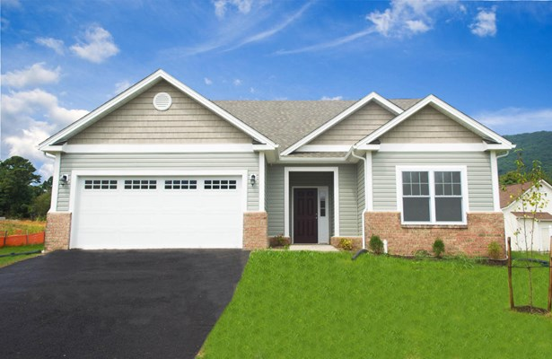 Single Family Detached, Patio Home (zero) - Roanoke, VA (photo 1)