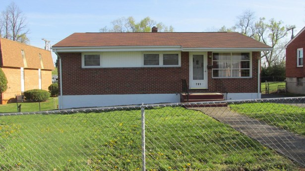 Single Family Detached, Ranch - Roanoke, VA (photo 1)
