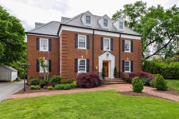 Single Family Detached, Colonial - Salem, VA (photo 1)