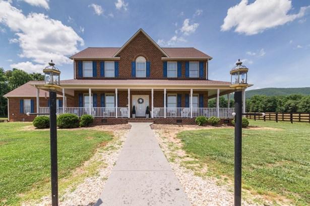 Single Family Detached, Colonial - Blue Ridge, VA (photo 1)