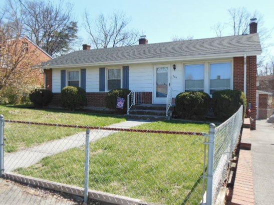 Single Family Detached, Ranch - Roanoke, VA (photo 1)