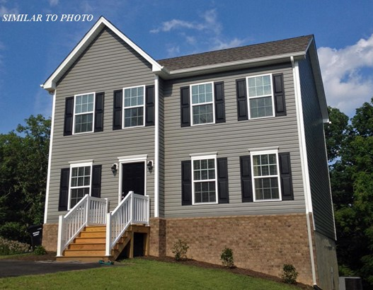 Single Family Detached, Colonial - Vinton, VA (photo 1)
